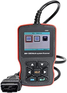 BMW車のためのC501車の故障診断の器械の読書コードカード欠陥探知器