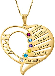Best personalized necklace mom Reviews
