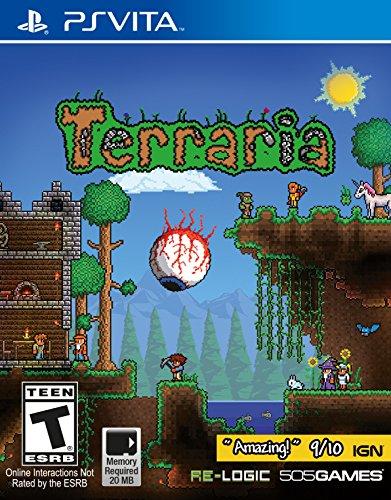 505 Games Terraria PS Vita