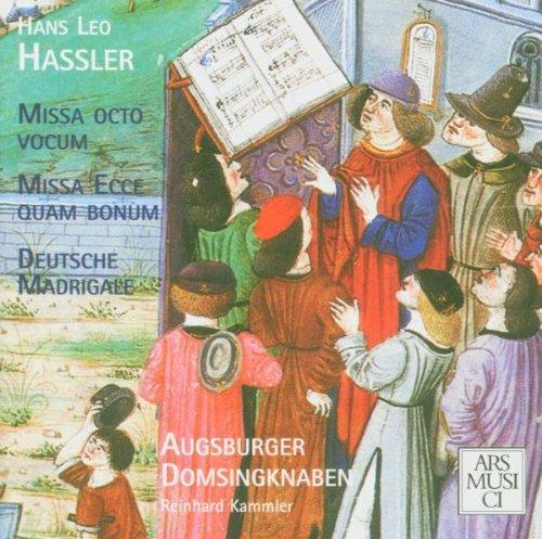 Missa Octo Vocum/Madrigale