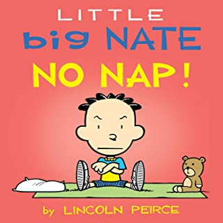 Little Big Nate: No Nap!, Volume 2