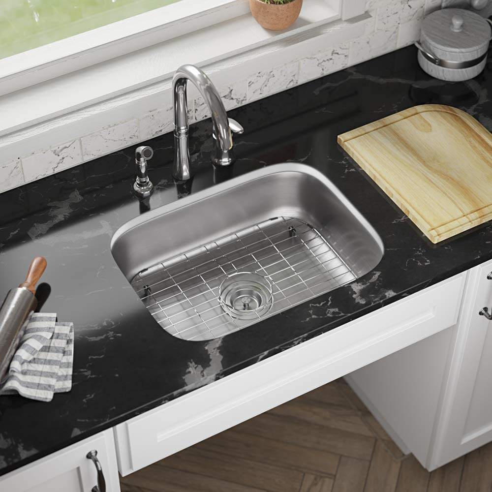MR Raleigh Mall Mail order Direct ADA2318-SLW-ENS Kitchen with Accessories Sink SinkLink