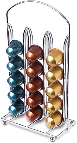 discount Home Zone Living Coffee Pod Holder – Storage sale up high quality to 30 Capsules OriginalLine outlet online sale