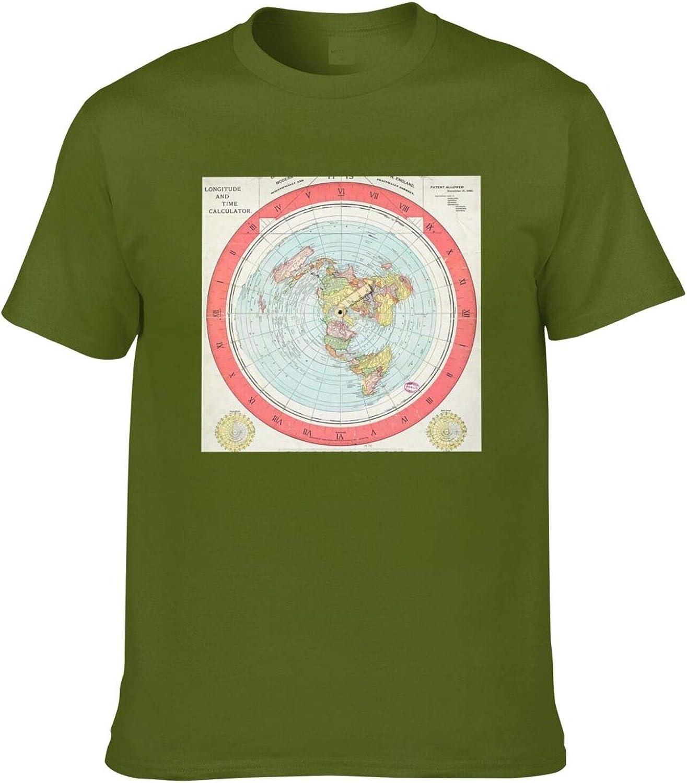 GXYNIGD World Map T-Shir