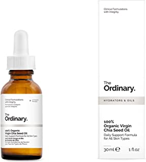 The Ordinary 100% Organic Virgin Chia Seed Oil - 30ml