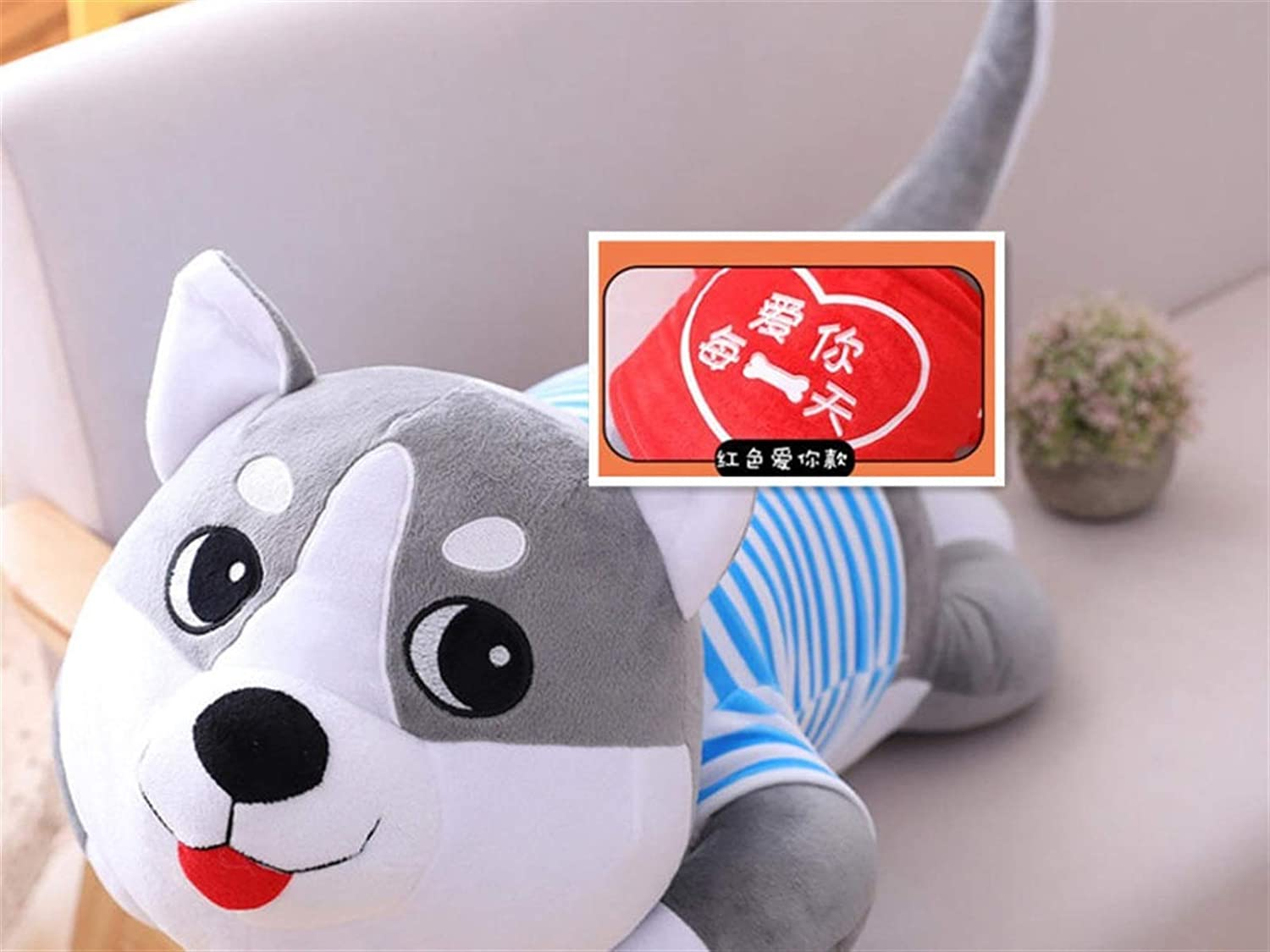 Comfortable and Durable Spasm price Cute Plush New York Mall Stuffed So Toy Animal Cartoon