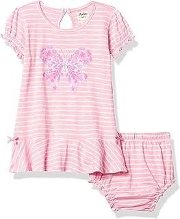 Hatley baby-girls Flounce Hem Dress Dress