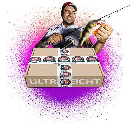 MFB UltraleichtBox  // Kunstköder Set zum Angeln auf Barsch, Forelle, Co.