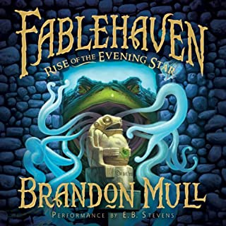 Fablehaven, Book 2     Rise of the Evening Star              By:                                                                                                                                 Brandon Mull                               Narrated by:                                                                                                                                 E. B. Stevens                      Length: 11 hrs and 52 mins     1,847 ratings     Overall 4.7