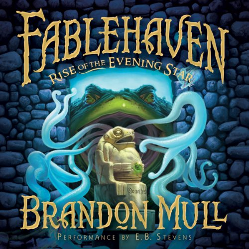 Fablehaven, Book 2 audiobook cover art