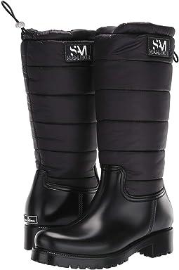 Black Waterproof Matte PVC