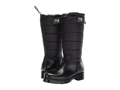 Sam Edelman Adda (Black Waterproof Matte PVC) Women