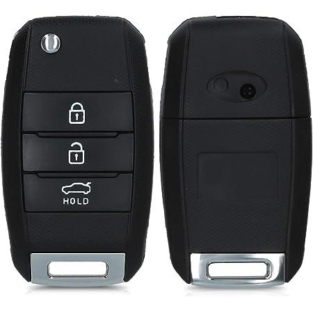 Kwmobile Autoschlüssel Gehäuse Kompatibel Mit Kia Elektronik