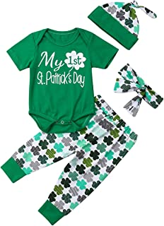 st patrick's day boy outfit