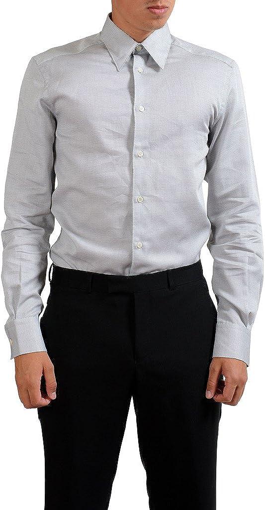 Versace Collection Trend Men's Dress Shirt