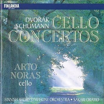 Dvorák / Schumann : Cello Concertos