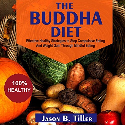The Buddha Diet audiobook cover art