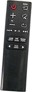 Replaced Remote Control Compatible for Samsung HW-J4000/ZA HWK450 HW-K550/ZA HW-K651 HW-KM37/ZA HWKM45ZA Sound Bar System