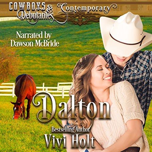 Dalton audiobook cover art