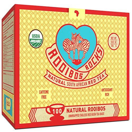 Rooibos Rocks Red Tea
