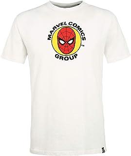 Recovered Marvel Spider-Man Circle - Camiseta