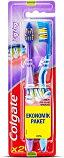 COLGATE FIR.ZIG ZAG FLEXIBLE ORTA 2Lİ