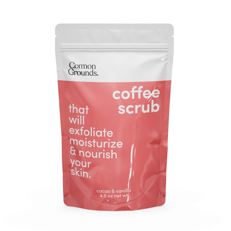 Coffee Body and Face Scrub Cacao Ranking TOP12 - Natural Max 78% OFF Vanilla 100% Arab