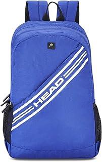 HEAD Deuce 22 Ltrs Royal Blue Laptop Backpack (HD/DEU20BP)