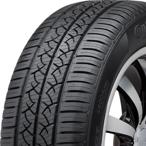 Our Recommendation - Continental TrueContact All-Season Radial Tire