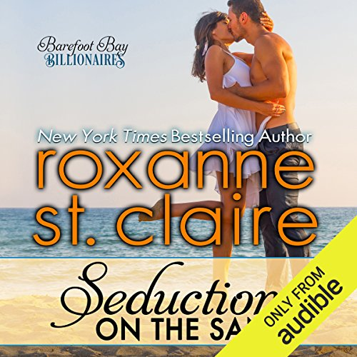Seduction on the Sand audiobook cover art