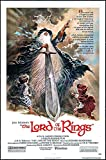 Posters USA The Lord of the Rings Movie Poster GLOSSY FINISH - MOV148 (24' x 36' (61cm x 91.5cm))