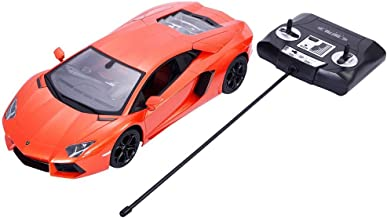 New Licensed Lamborghini Aventador LP700-4 1:14 Scale, Radio Remote Control RC Car, Rechargeable NiCd Batteries & Charger Included, RTR, Bright Headlights Rearlights, Detailed Interior Exterior