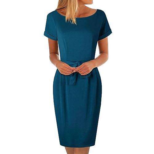 Belted Dresses