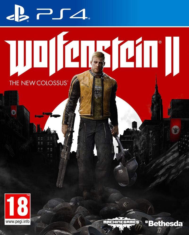 Wolfenstein 2: El nuevo coloso: Playstation 4, ML
