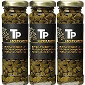 TP ケーパー 100g×3個 瓶 [ スペイン産 酢漬け ケッパー ]