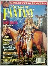 Realms Of Fantasy Magazine June 1996 (Dragonheart, Jane Yolen, James Killus, Vol. 2 No. 5)