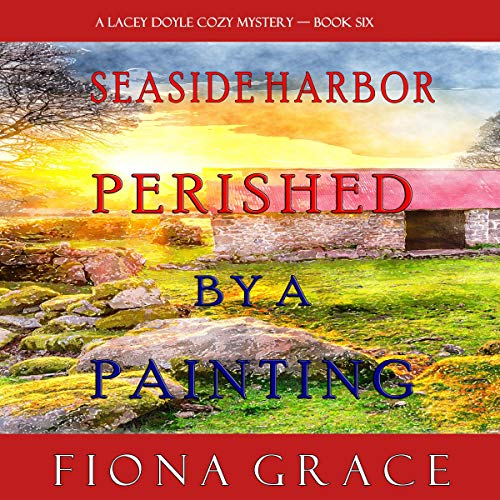 Perished by a Painting Audiobook By Fiona Grace cover art