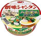 サンヨー食品 サッポロ一番 創味シャンタン 八宝菜風塩ラーメン 12個