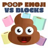 Poop Emoji VS Blocks - Match Poo Emoji Snake Versus Toilet Paper Blocks: Quick Maths!
