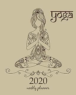 Best weekly yoga planner Reviews