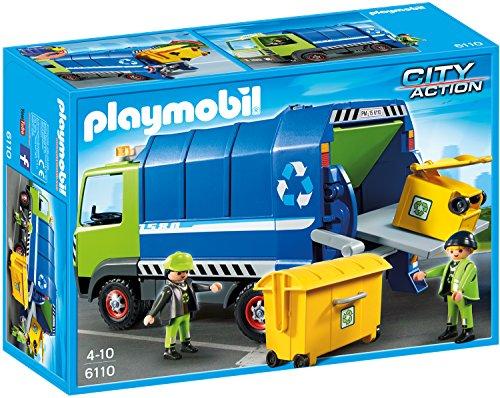 Preisvergleich Produktbild Playmobil 6110 - Neuer Recycling-Truck