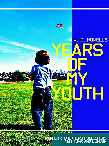 Years of My Youth (Illustrations) (English Edition)