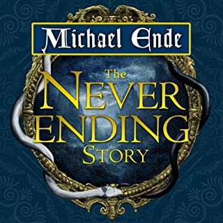The Neverending Story audiobook cover art