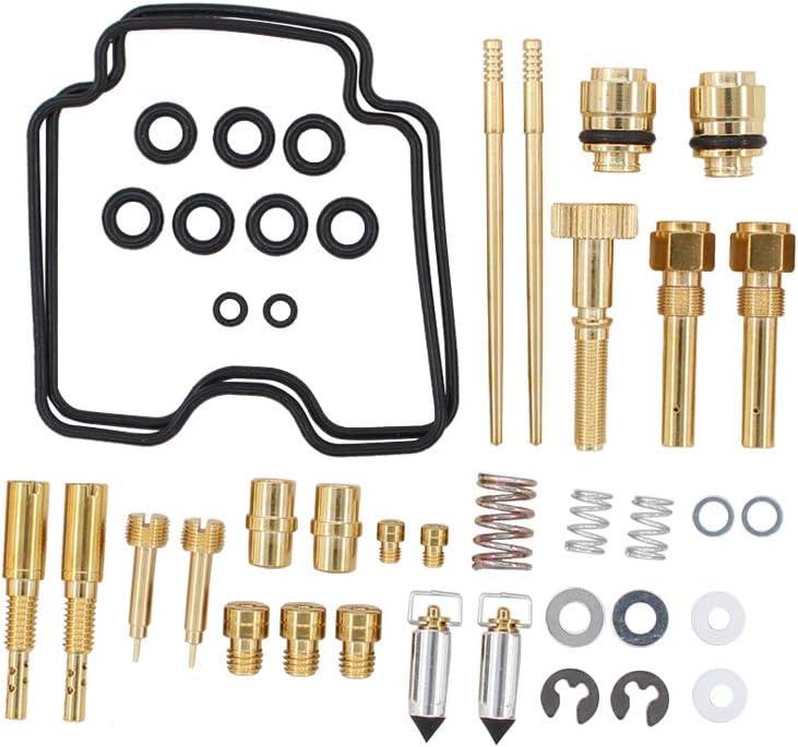 Carburetor Rebuild Repair Kit Yamaha YFM660R Raptor 2001-2005