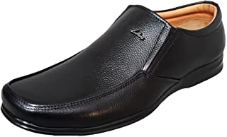 Zoom Mens Shoes Online Genuine Real Leather Formal Shoes D-1421-Black Shoes
