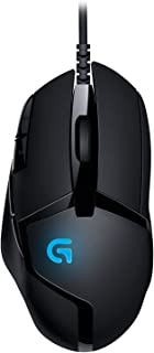 Logitech G402 Hyperion Fury FPS Gaming Mouse with High Speed Fusion Engine (910-004069) [並行輸入品]