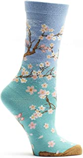 Ozone womens Ozone Women's 4 Seasons: Summer Sock Green Casual Sock