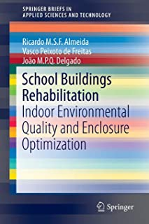 School Buildings Rehabilitation: Indoor Environmental Quality and Enclosure Optimization
