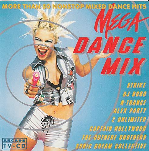 MEGADANCEMlX (N0NST0P-DJ-MIX)