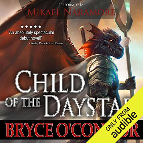 Child of the Daystar cover art